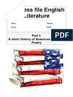 American Literature 4vwo 2015-2016