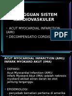 Gangguan Sistem Kardiovaskuler