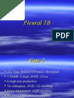 Pleural TB