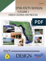ppm 2015 Volume 1 FDOT