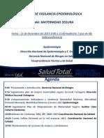 PRESENTACION EPIDEMIOLOGÍA. odp