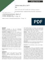 Estudo comparativo entre meios GV e IVF no cultivo  de embrioes