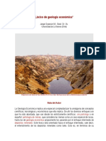 Lexico geologia
