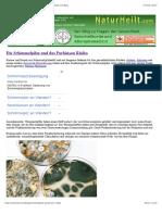 Die Schimmelpilze Und Das Parkinson Risiko - NaturHeilt.com Blog