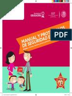 Manual y Protocolos de Seguridad Escolar 4 Ed