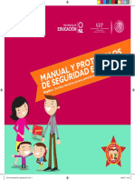 Manual y Protocolos de Seguridad Escolar 4 Ed