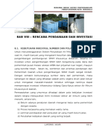 Rencana Pendanaan Dan Investasi SPAM