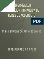 Acueductos Acodal Materiales Red Distribucion