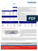A study on Derivative Trading by Mansukh Investment and Trading Solutions 8/4/2010