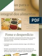 Boas Ideias Para o Aproveitamento Integral Dos Alimentos -1