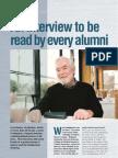 John Freely Interview