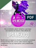 Convocatoria UPA México 2016