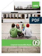SEB Corporate Sustainability report 2009