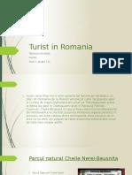 Turist in Romania.pptx