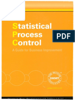 Statistical Process Control - A Guide for Business Improvement