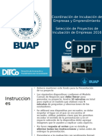 Presentación Proyecto de Incubacion 2016 EMPRESAS EN OPERACIÓN (Canvas Model).pptx