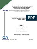 Comportamiento de Salmonella, Listeria Monocytogenes en Aguamiel y Pulque