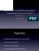 Mainstreaming Multiculturalism