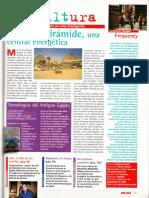 Piramide - La Cultura - La Gran Piramide, Una Central Energetica R-006 Nº139 - Mas Alla de La Ciencia - Vicufo2