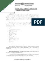 1 Anuncio Primero Fase Oposición OPE2016 WEB c Resumen