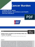 Global Cancer Incidence