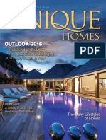 Unique Homes USA - Winter 2016
