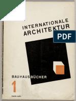 Internationale Arhitektur