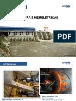 Referencias de Turbinas Kaplan - Português