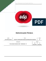 ES.dt.PDN.03.05.001 - Projeto e Construção de Rede de Distribuição Por Terceiro