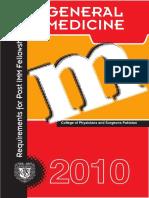 FCPS-II General Medicine