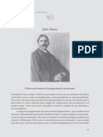 Dewey - O Desenvolvimento Do Pragmatismo Americano 1931