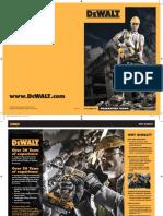 Dewalt catalogue