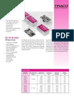 DCDC-Converter TET Series 3Watt