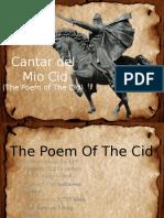 El Cid Presentation