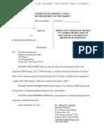 Cor Clearing, Llc v. E-trade Clearing Llc Doc 1 Filed 31 Dec 15