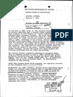 FBI Report 7 Jan 59