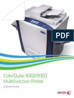 Evaluator Guide 9303 - Xerox