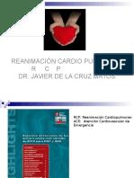 REANIMACIÓN CARDIO-PULMONAR (RCP)