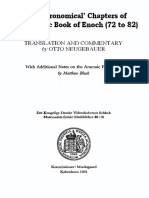 O Neugebauer, Matthew Black-The _Astronomical_ chapters of the Ethiopic book of Enoch (72 to 82) (Matematisk-fysiske Meddelelser)  -Det Kongelige Danske Videnskabernes Selskab (1981)_Censurado.pdf