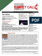 Trumpet Call 2016-1-10