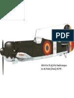 IAR-80M Piestany 1945