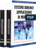 Andriani Daskalaki-Handbook of Research on Systems Biology Applications in Medicine (2008)