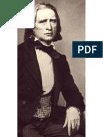 Franz Liszt Mit 46 Jahren, Fotografie Von Franz Hanfstaengl