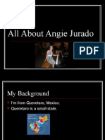 All About Angie Jurado