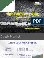 High Rap Recycling