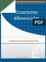 Introduccion a Las Ecuaciones Diferenciales ERES-Ccesa007