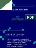 Stres Dan Adaptasi