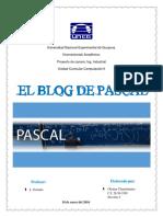 Blog de Pascal-listo