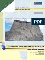 Informe Geotecnico 31 CANTERA TAMBOPAMPA