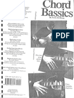 Chord Bassics by Jonas Hellborg